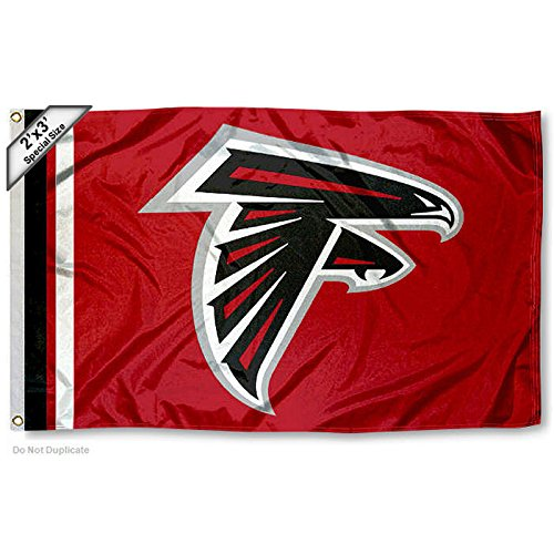 Atlanta Falcons 2x3 Feet Flag