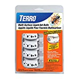 TERRO T334CAN Multi-Surface Liquid Ant Baits - 4 Discreet Bait Stations