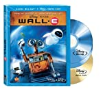 Cover Image for 'Wall-E (3-Disc Blu-Ray + Digital Copy)'
