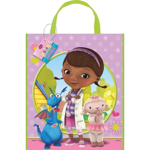 Doc McStuffins Tote Bag - Birthday and Theme