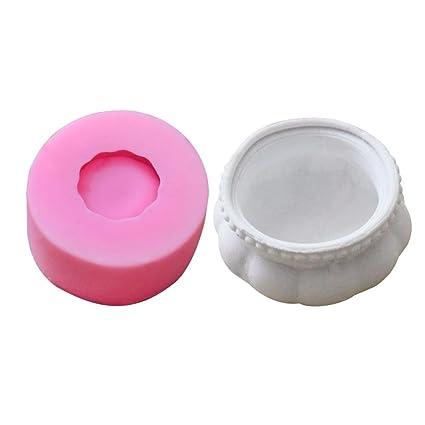 Molde de silicona para maceta de plantas suculentas, cemento gitano, flecha, maceta,