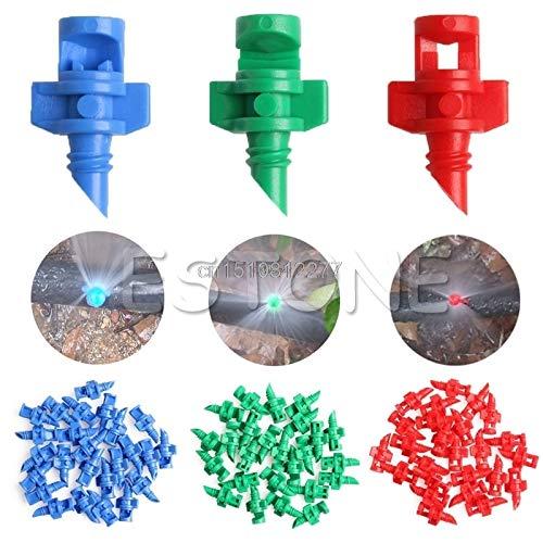 Garden Sprinklers, Sprayer Nozzle Jet Mister Cloning Machine Hydroponic 90 Degree/180 Degree/360 Degree M15 Dropshipping (180 Degree)