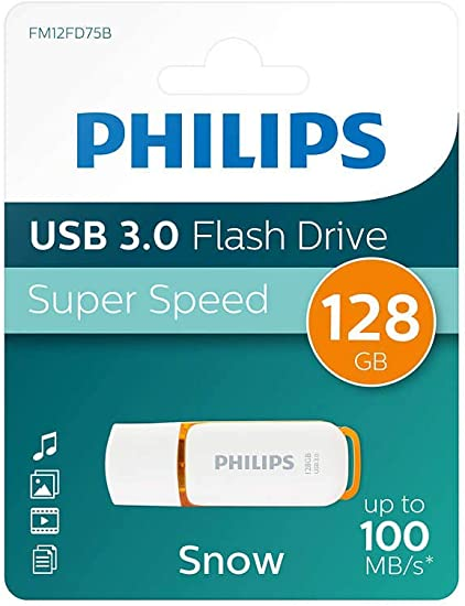 Philips Snow Super Speed 128 Gb Usb Stick 3 0 Up To Computers Accessories