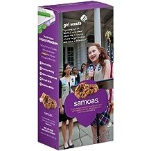 Girl Scout Caramel DeLites Cookies - Samoas