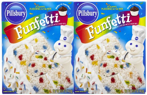 Pillsbury Simply Pure Cake Mix