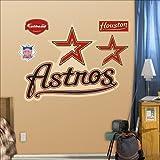 Houston Astros Team Logo Fathead Wall Sticker