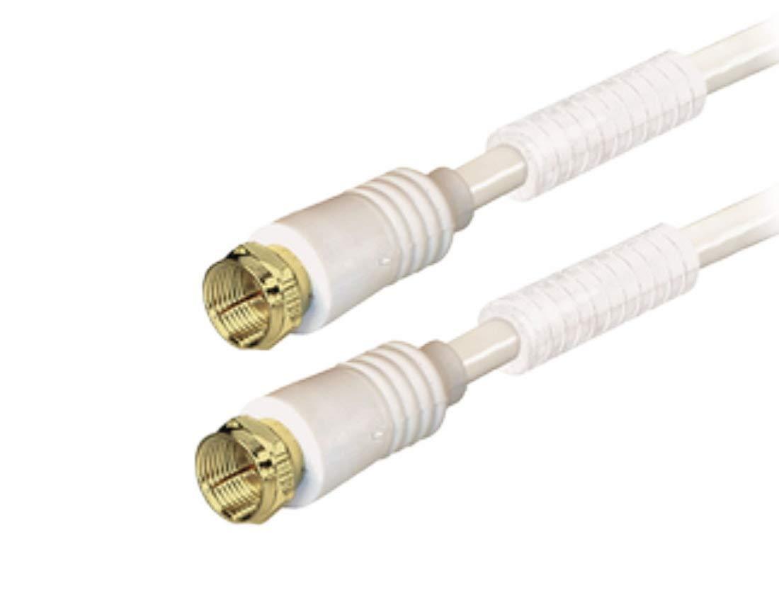 10 M Sat de Fox HDTV Sat Conector F Cable de Conector F a Conector ...
