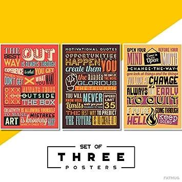 Fatmug Motivational Quote Poster Paper 4826 Cm X 3301 Cm X