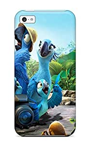 4786015K77185849 2014 Rio 2 Movie Feeling Iphone 5c On Your Style Birthday Gift Cover Case