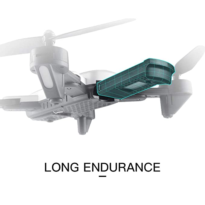 Amazon.com: LtrottedJ SG700 Quadcopter Drone 2.4Ghz 4 CH 360° Hold WiFi 2.0MP Optical Flow Dual Camera: Toys & Games