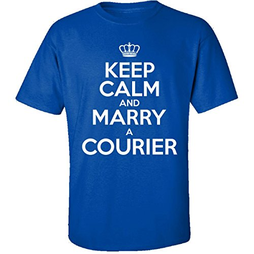keep-calm-and-marry-a-courier-jobs-adult-shirt-xl-royal