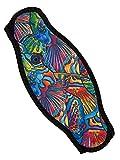 Strap Wrapper Neoprene Mask Strap Cover Fish school