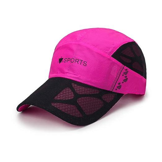 woyaochudan Sombrero de Sol para IR de Compras Casuales Hombres y ...