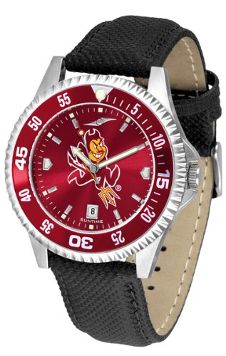 Arizona State Sun Devils Competitor AnoChrome Men's Watch - Color -