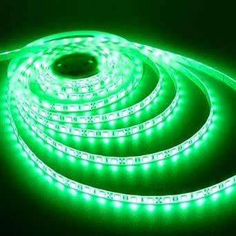 حبل ليد مضيء - اضاءة أخضر - الطول 1 متر