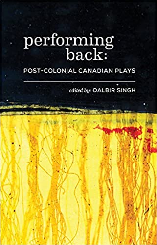 Book Performing Back: Post-Colonial Theatre