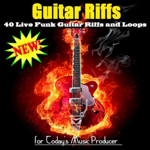 40 Live Funk Guitar Riffs And Loops For Today's Music (Funk Guitar Riffs)