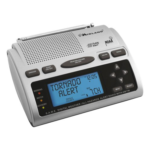 Midland Same Weather Civil Emerg/Hazard Radio