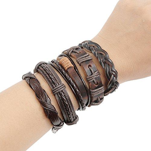 YUEAON multi style bracelets handmade adjustable