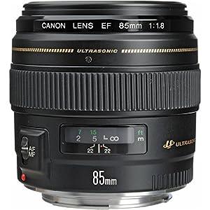 Best Epic Trends 51Jm%2BTvTGvL._SS300_ Canon EF 85mm f/1.8 USM Medium Telephoto Lens for Canon SLR Cameras - Fixed
