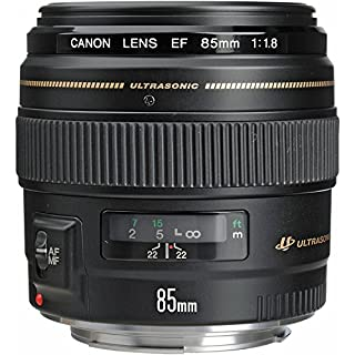 Canon EF 85mm f/1.8 USM Medium Telephoto Lens for Canon SLR Cameras - Fixed (B00007GQLU) | Amazon Products