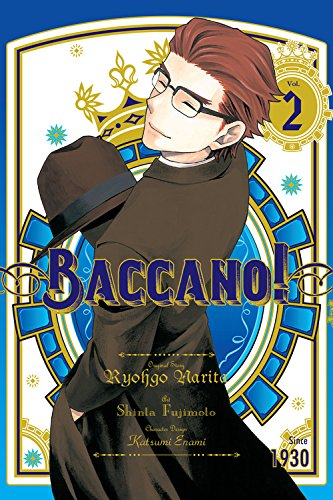 Download Baccano!, Vol. 2 (manga) (Baccano! (manga)) pdf