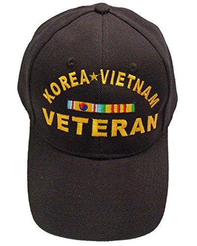 Windcatcher Korea Vietnam Veteran Ribbon Cap