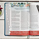 The CSB Study Bible For Women, Teal Flowers