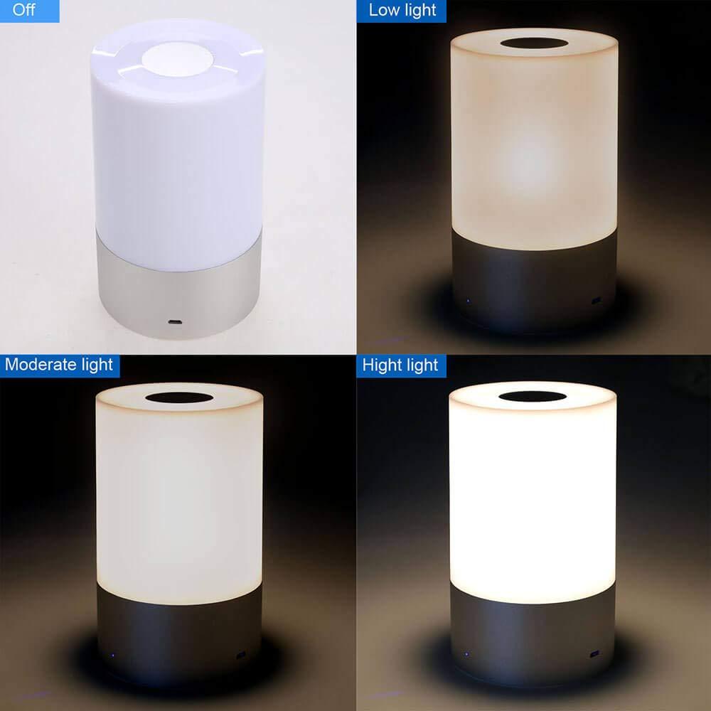 dimmbare tischlampe beautiful indoor outdoor led tischlampe dimmbar mit farbwechel kabellos mit. Black Bedroom Furniture Sets. Home Design Ideas