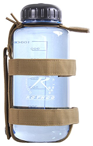 Rothco Lightweight MOLLE Bottle Carrier product image