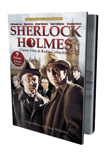 UPC 628261137992, Sherlock Holmes: Classic Film and Radio Collection (Videobook)