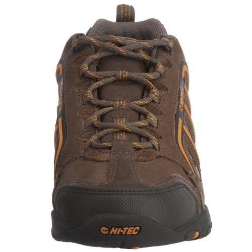 Hi-Tec - Zapatillas de senderismo para hombre Beige