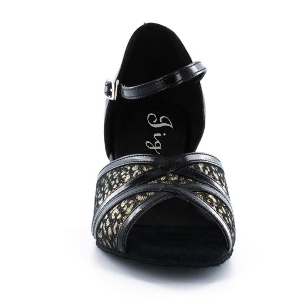 Damen Latein Tanzschuhe für Erwachsene Gesellschaftstanz Gesellschaftstanz Gesellschaftstanz Square Dance Schuhe weiche und Bequeme Schuhe B01N5DV5BA Tanzschuhe Spezielle Funktion 355165