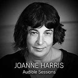 FREE: Audible Sessions with Joanne Harris