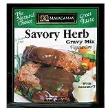 MAYACAMAS Savoury Gravy Mix, 22g