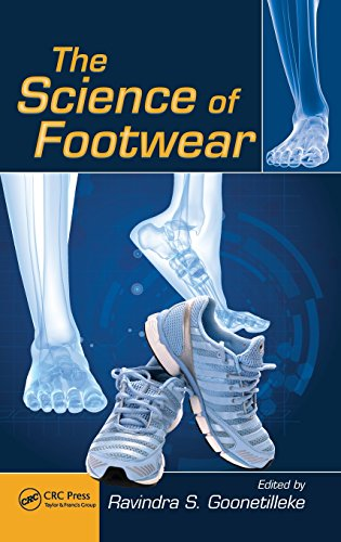 The Science of Footwear (Human Factors and Ergonomics)