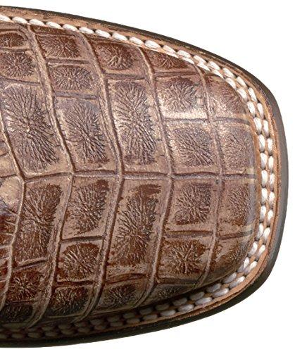 Roper Mens Alligator 0743 Stivale Da Lavoro Marrone
