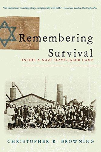 Remembering Survival: Inside a Nazi Slave-Labor Camp