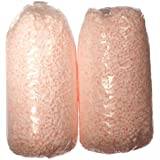 bubblefast brand 7 cu ft pink anti static packing peanuts two 35 cu ft