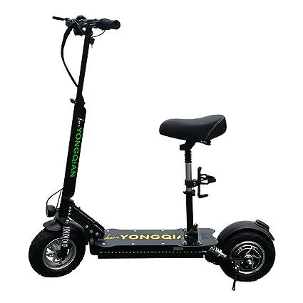 Dapang Scooter eléctrico - Plegable portátil, 1000W hasta ...