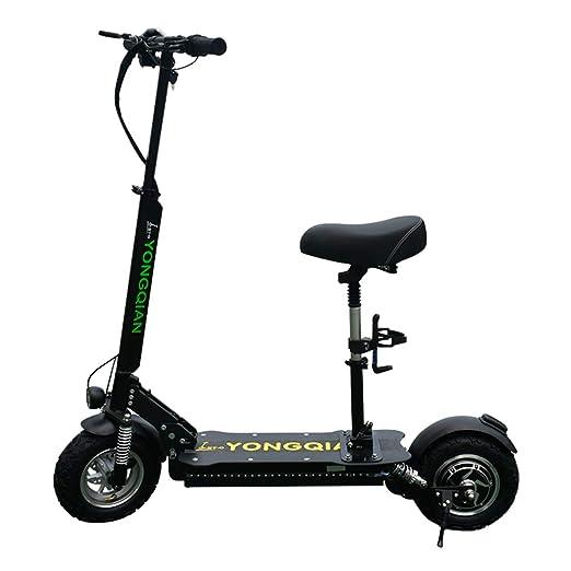 Y&XF Scooters eléctricos para Adultos Plegable, 200 kg de ...
