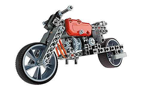Assembly Kit with Functional Models, 2-in-1 Model Configurations, Roadster & Dragster, Ages 8 and Up ()