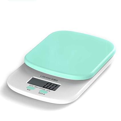 Básculas de pesaje de cocina Bake Off Elegante báscula de cocina electrónica para el hogar Pesa