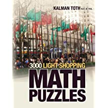 3000 Light Shopping Math Puzzles