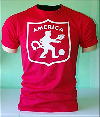 America De Cali Colombia Futbol Soccer Camiseta T Shirt