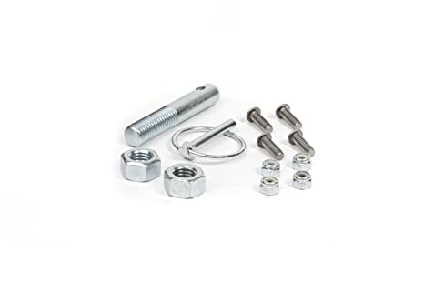 KU71107 Made in America Daystar Single Universal Hood Pin Clip fits all makes and models 2//4WD