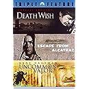 Death Wish / Escape From Alcatraz / Uncommon Valor (Triple Feature)