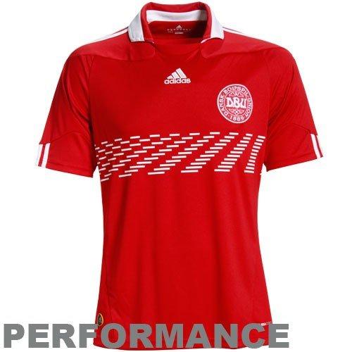 Denmark Soccer Jersey - 6