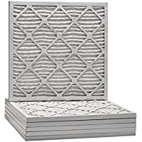 30x30x1 Dust & Pollen Merv 8 Pleated Replacement AC Furnace Air Filter (6 Pack)