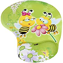 LifeWheel Cute Lovely Nonslip Mouse Mat Wrist Support Mouse Pad Gel